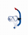 SCUBAPRO MASK<BR>DISCOVERY KIDS MASK AND SNORKEL COMBO